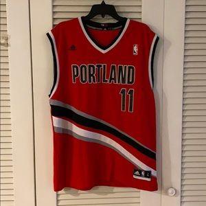 Portland Trail Blazers Meyers Leonard Jersey
